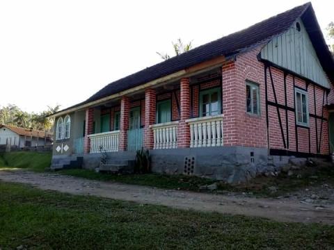 1176 - Magnífico Sítio na Vila Itoupava, Blumenau