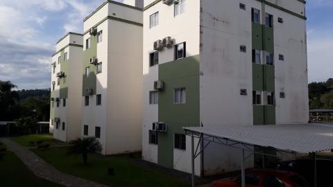 1258 - Apartamento Bairro Fortaleza, Blumenau