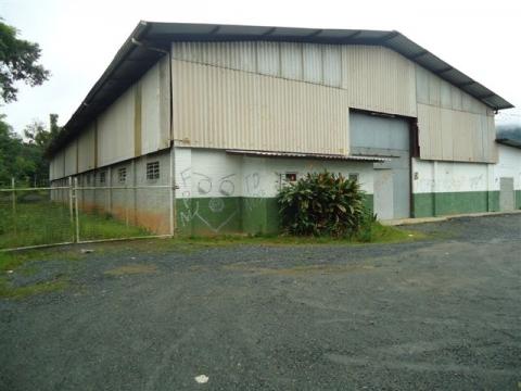 927 - LOCAÇÃO - Galpão 1400 m² - Passo Manso, Blumenau